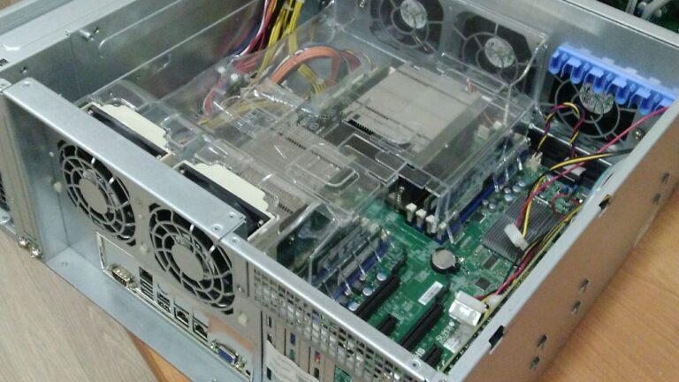 Подготовка и обслуживание серверов